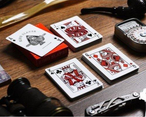 Покерные карты King Slayer