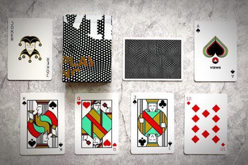 Покерные карты Views