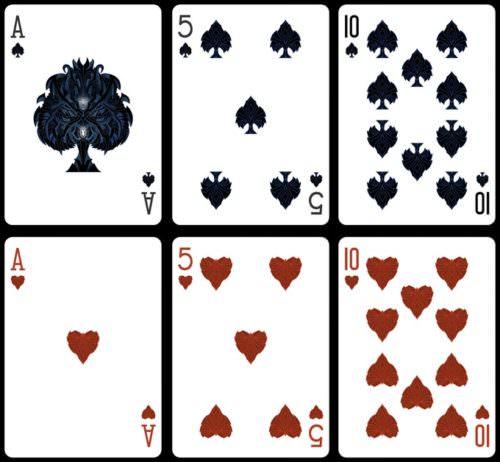 Покерные карты Bicycle NYX