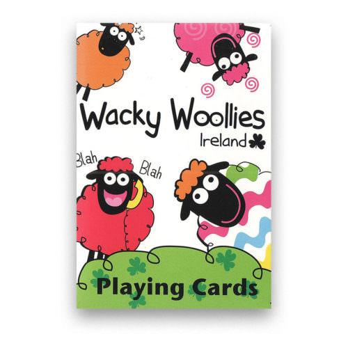 Игральные карты Wacky Woollies