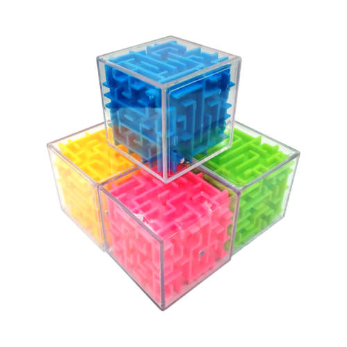 Куб-лабиринт Мини 36x36 мм