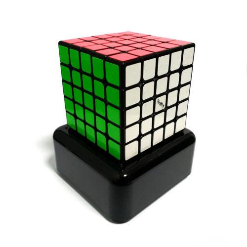Кубик Рубика 5x5 QiYi Valk5 M Черный
