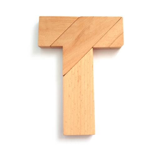 Деревянная головоломка Тешка Большая